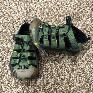 Keen Camo Sandals